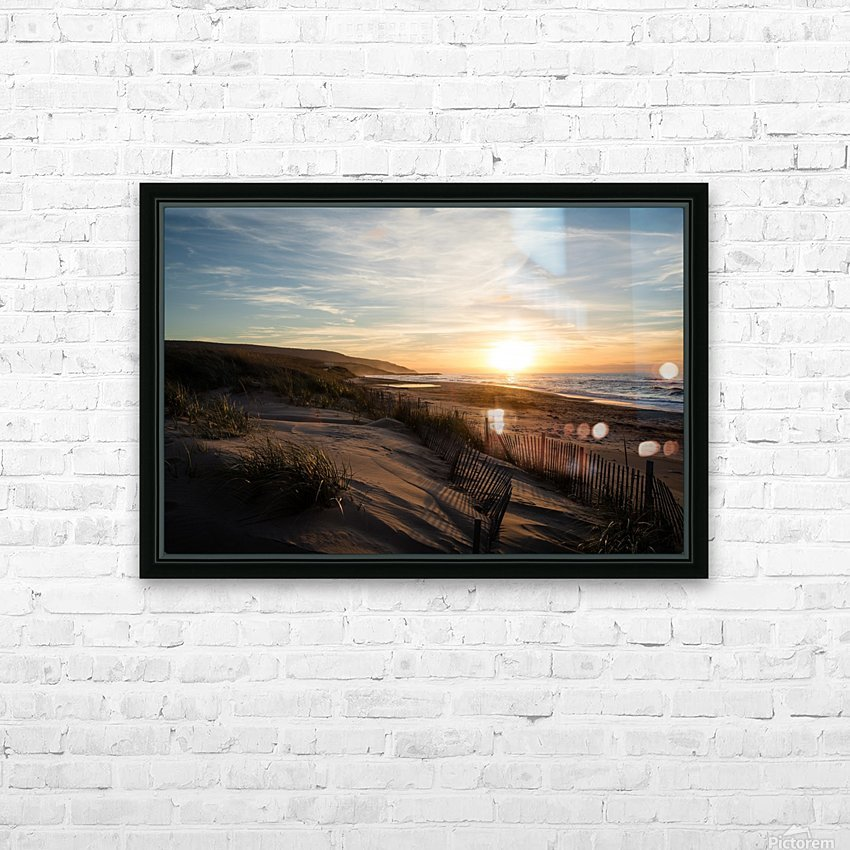 Inverness HD Sublimation Metal print with Decorating Float Frame (BOX)