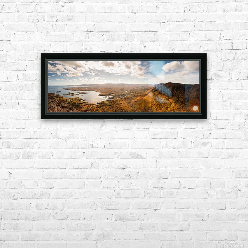 Sugar Loaf HD Sublimation Metal print with Decorating Float Frame (BOX)
