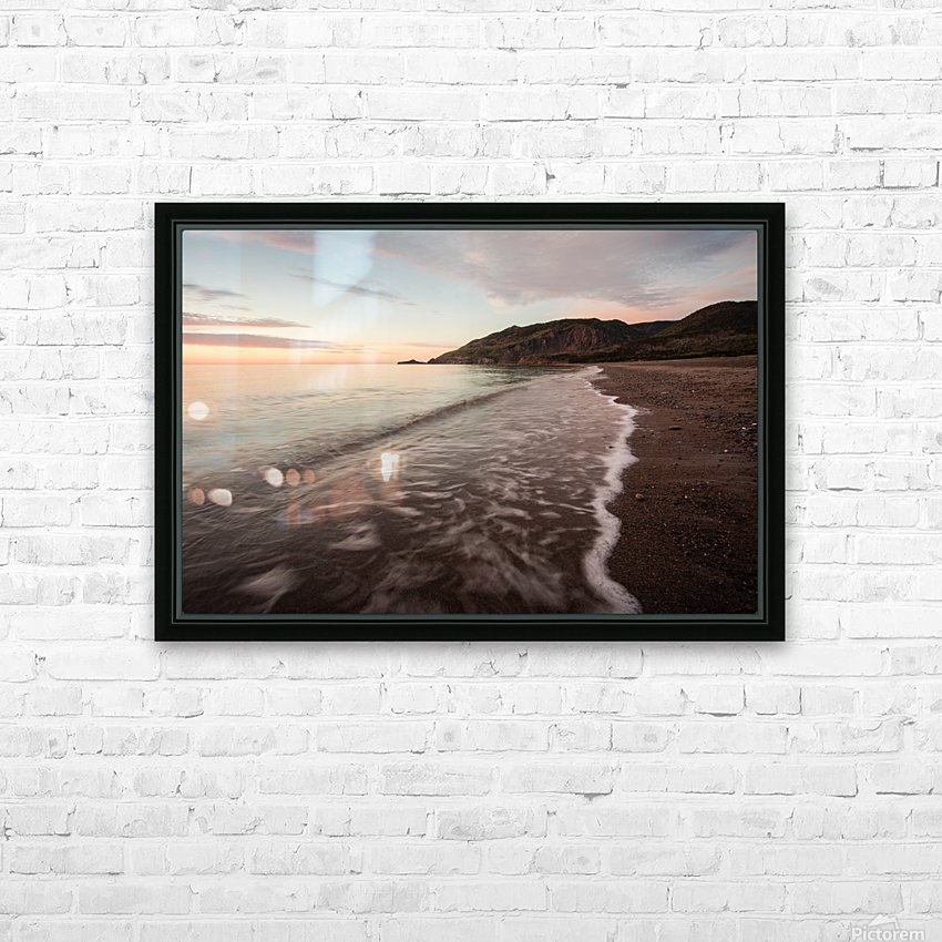 Le Buttereau HD Sublimation Metal print with Decorating Float Frame (BOX)