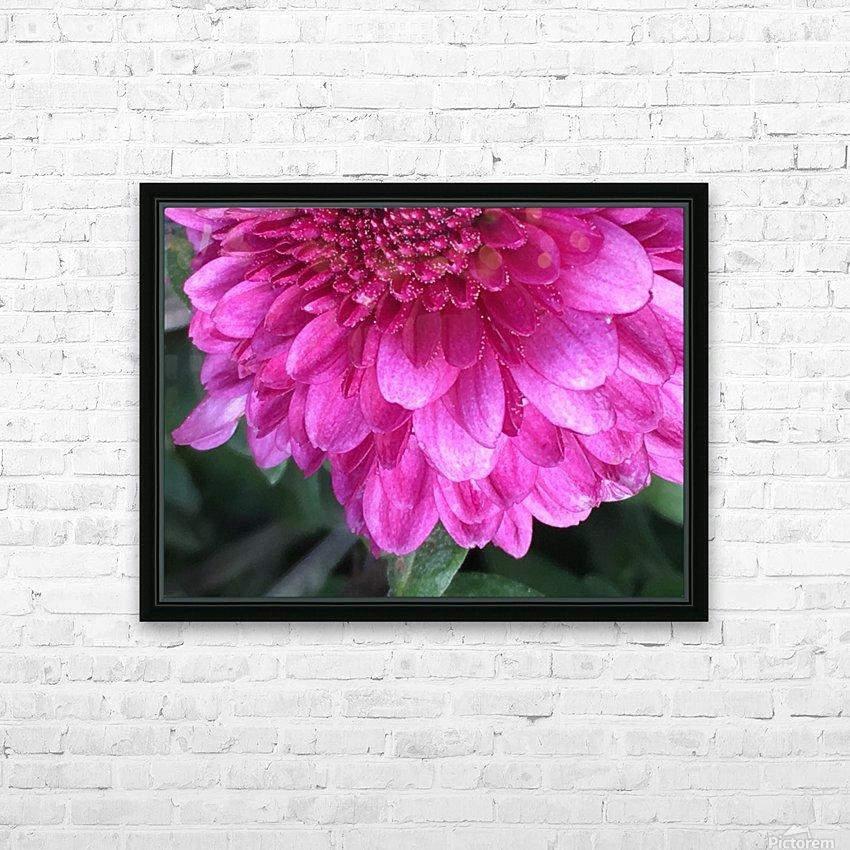 Joyful Experience  HD sublimation métal imprimé avec décoration flotteur cadre (boîte)