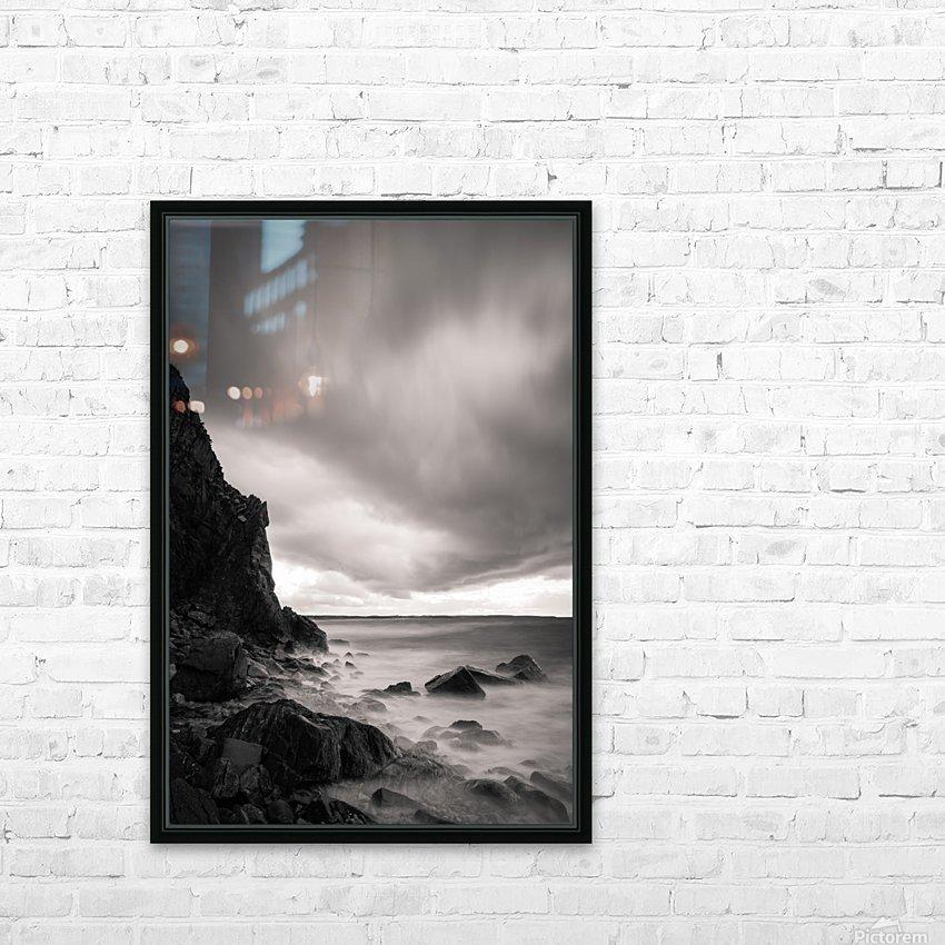 Sagara HD Sublimation Metal print with Decorating Float Frame (BOX)