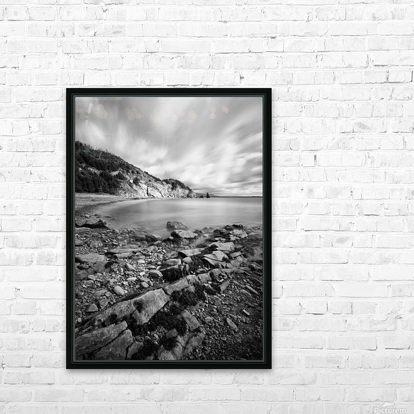 Halcyon HD Sublimation Metal print with Decorating Float Frame (BOX)