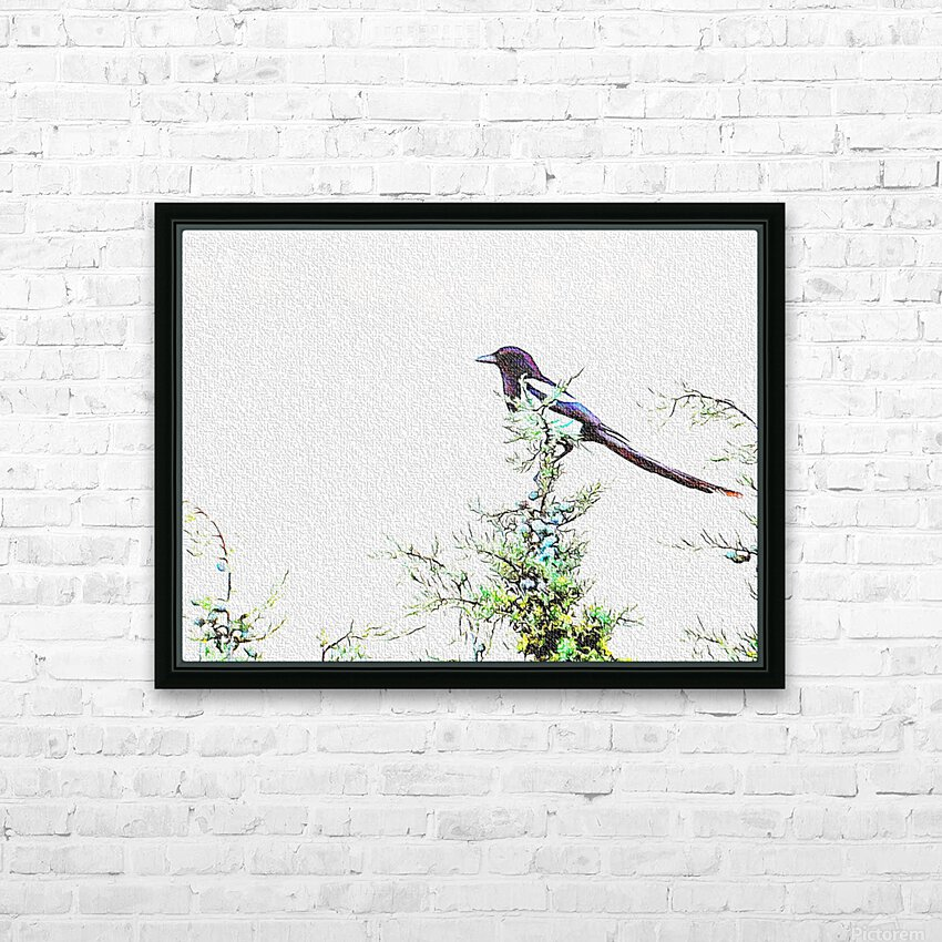 In Search of Summer Pickings HD Sublimation Metal print with Decorating Float Frame (BOX)