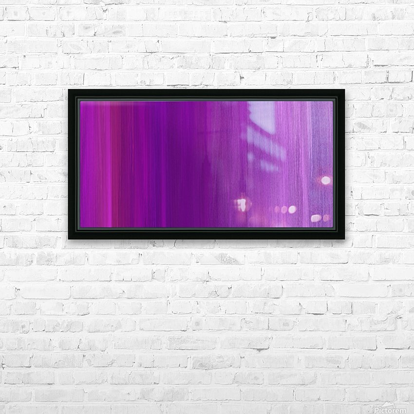 Andee Design Abstract 8 2018  HD Sublimation Metal print with Decorating Float Frame (BOX)