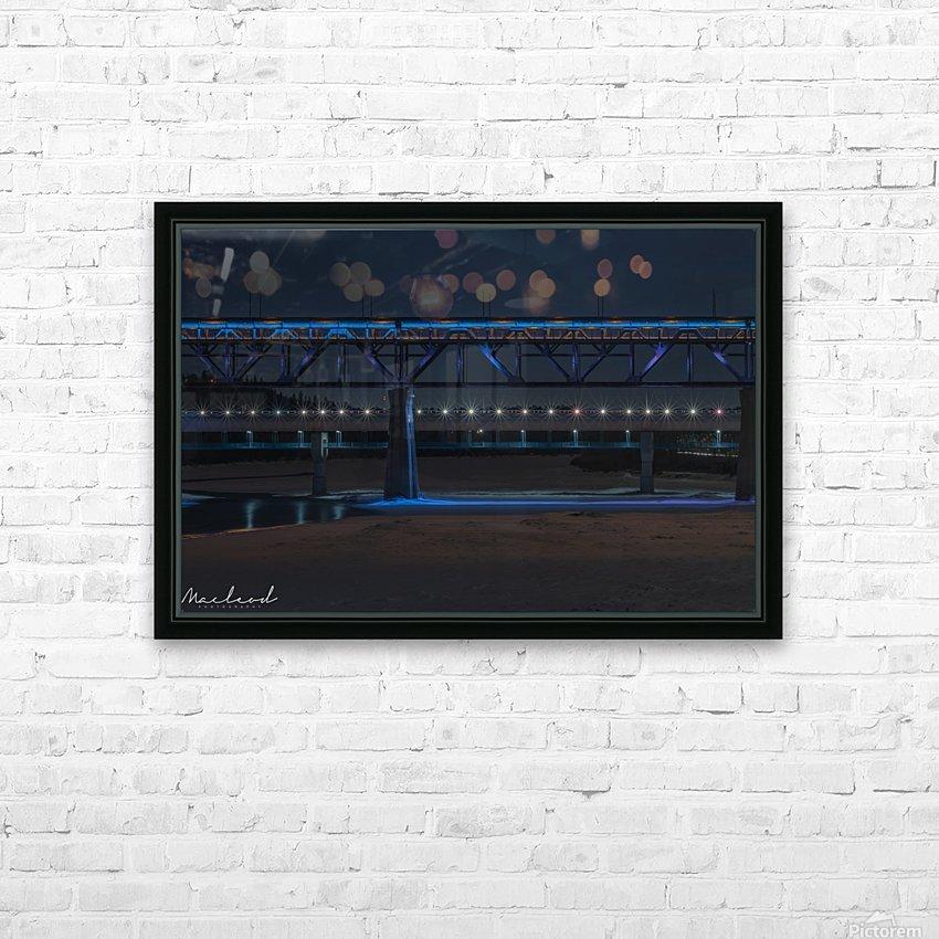 HighLevel_NIK9913 HD Sublimation Metal print with Decorating Float Frame (BOX)
