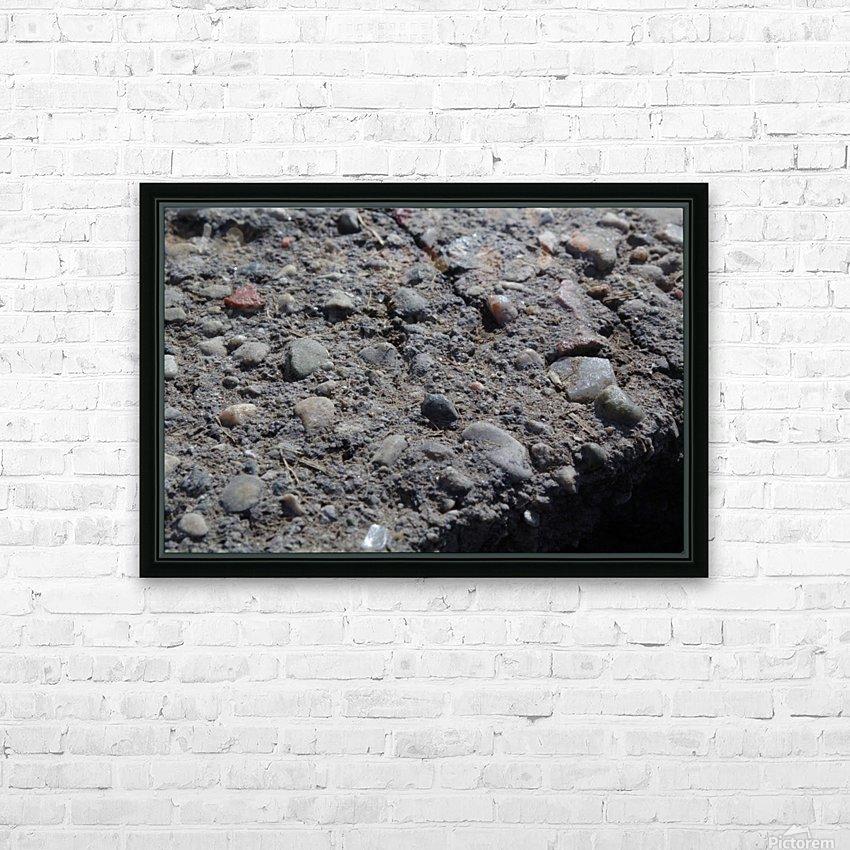 On The Edge HD Sublimation Metal print with Decorating Float Frame (BOX)