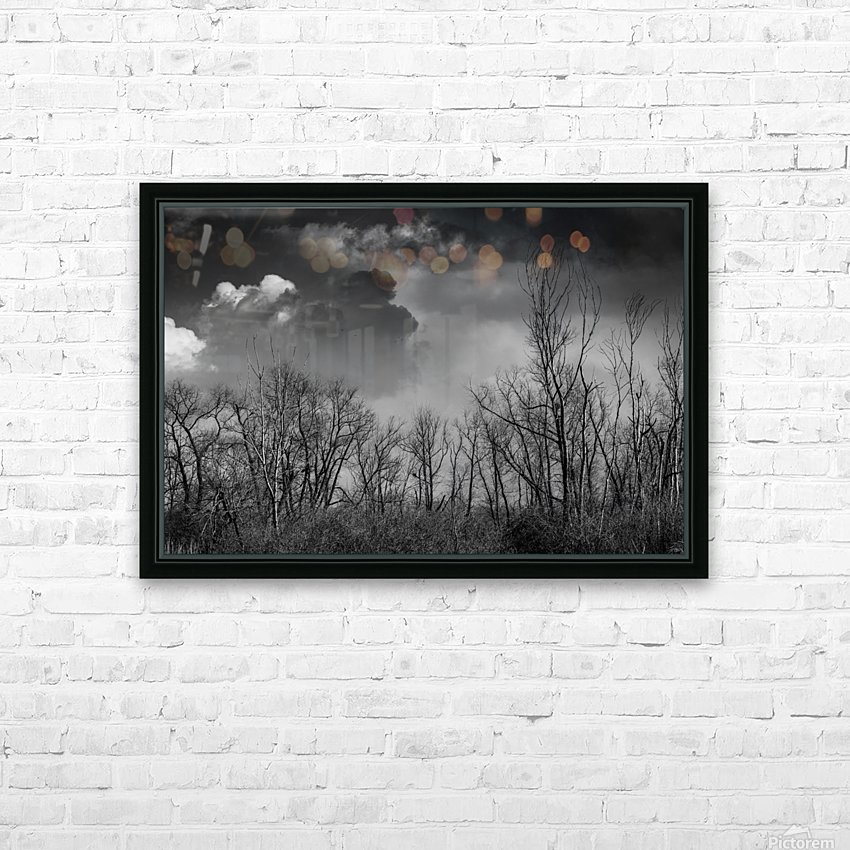 Magee Marsh 1 HD Sublimation Metal print with Decorating Float Frame (BOX)