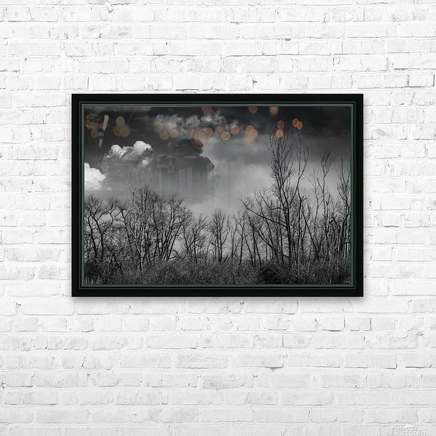 Magee Marsh 1 HD sublimation métal imprimé avec décoration flotteur cadre (boîte)