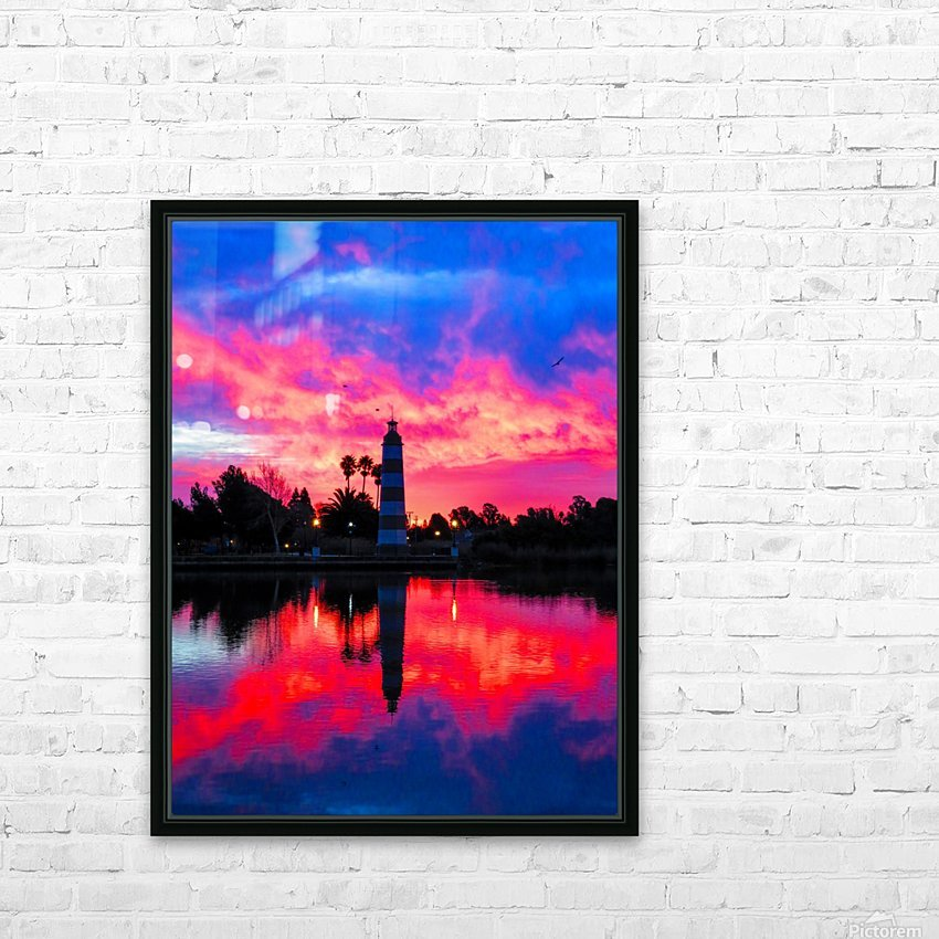 20190212 IMG_3237 HD Sublimation Metal print with Decorating Float Frame (BOX)