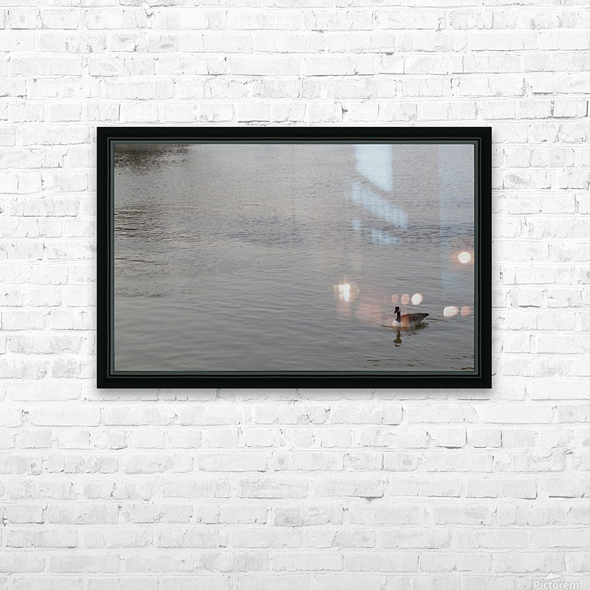 At Rest HD Sublimation Metal print with Decorating Float Frame (BOX)