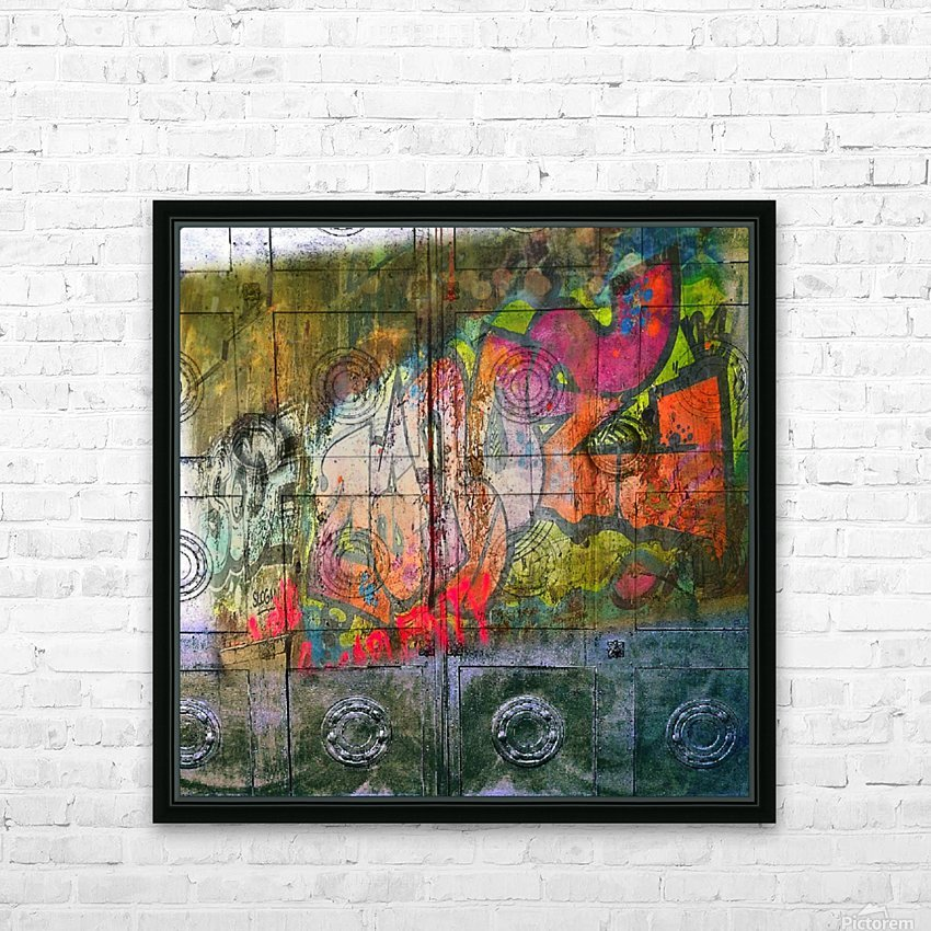 IMG_7888 HD Sublimation Metal print with Decorating Float Frame (BOX)