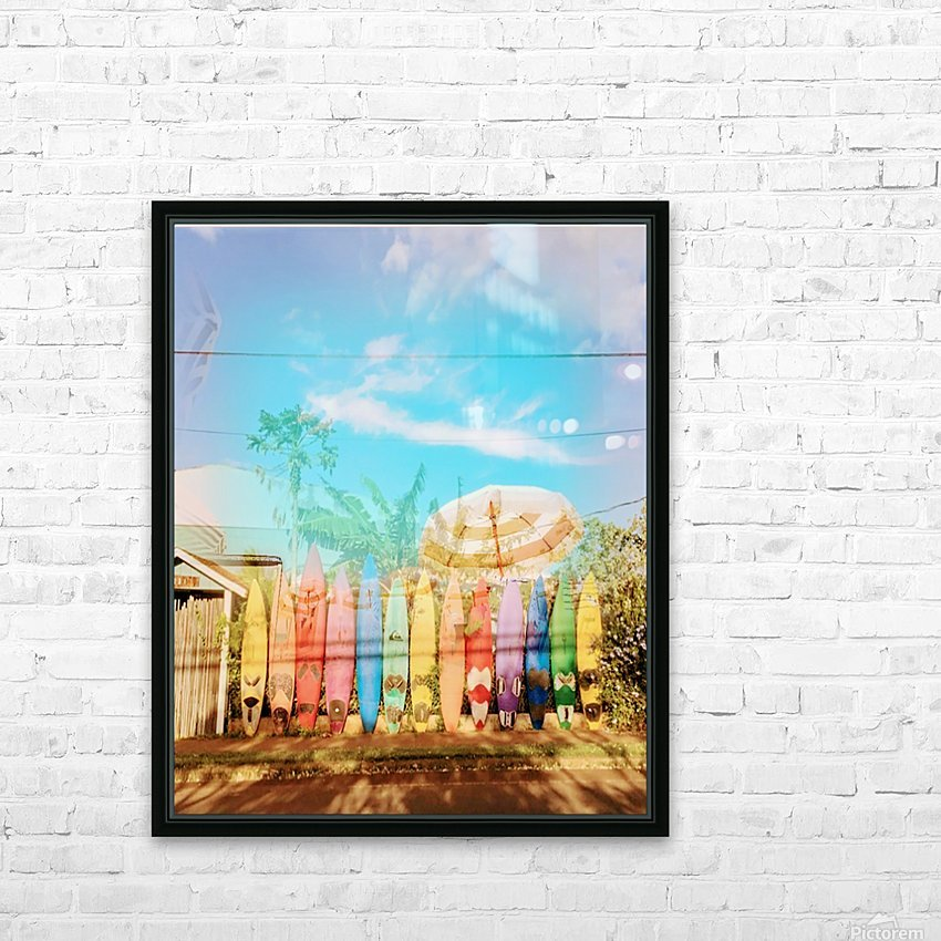 Photo_1501250618124 HD Sublimation Metal print with Decorating Float Frame (BOX)