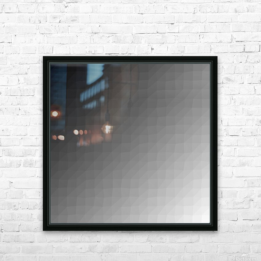 Abstract art (18) HD Sublimation Metal print with Decorating Float Frame (BOX)
