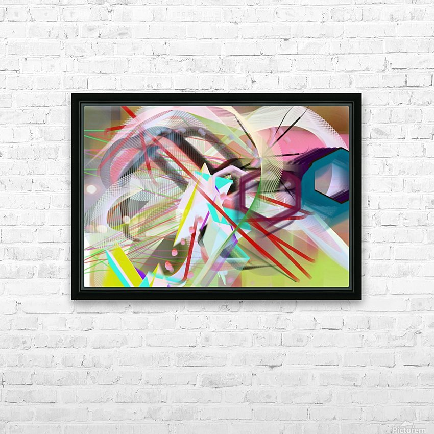New Popular Beautiful Patterns Cool Design Best Abstract Art (2) HD Sublimation Metal print with Decorating Float Frame (BOX)