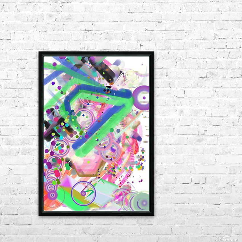 New Popular Beautiful Patterns Cool Design Best Abstract Art_1557269361.88 HD Sublimation Metal print with Decorating Float Frame (BOX)