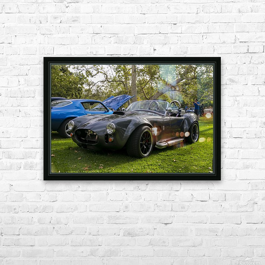 IMG_1445 HD Sublimation Metal print with Decorating Float Frame (BOX)