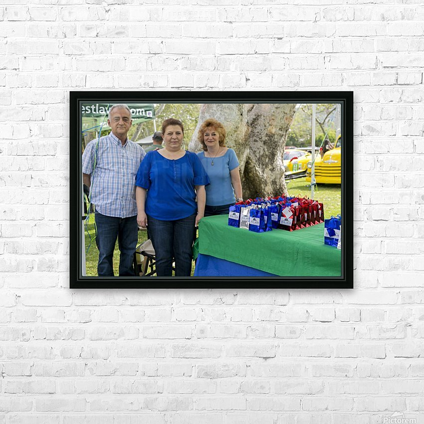 IMG_1519 HD Sublimation Metal print with Decorating Float Frame (BOX)