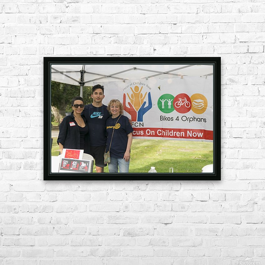 IMG_1444 HD Sublimation Metal print with Decorating Float Frame (BOX)