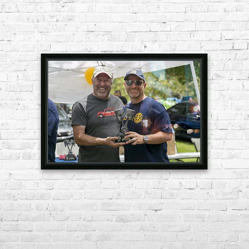 IMG_1631 HD Sublimation Metal print with Decorating Float Frame (BOX)