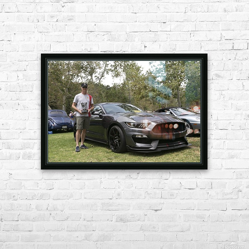 IMG_1648 HD Sublimation Metal print with Decorating Float Frame (BOX)