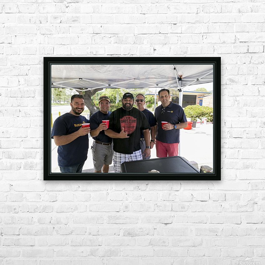 IMG_1733 HD Sublimation Metal print with Decorating Float Frame (BOX)
