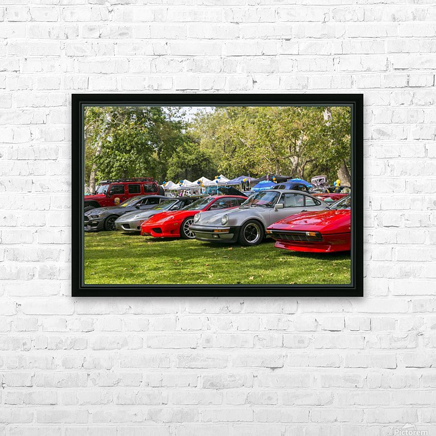 IMG_1561 HD Sublimation Metal print with Decorating Float Frame (BOX)