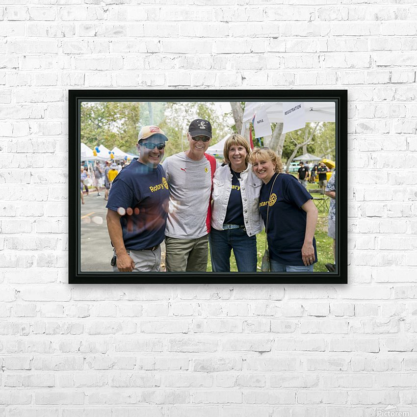 IMG_1625 HD Sublimation Metal print with Decorating Float Frame (BOX)
