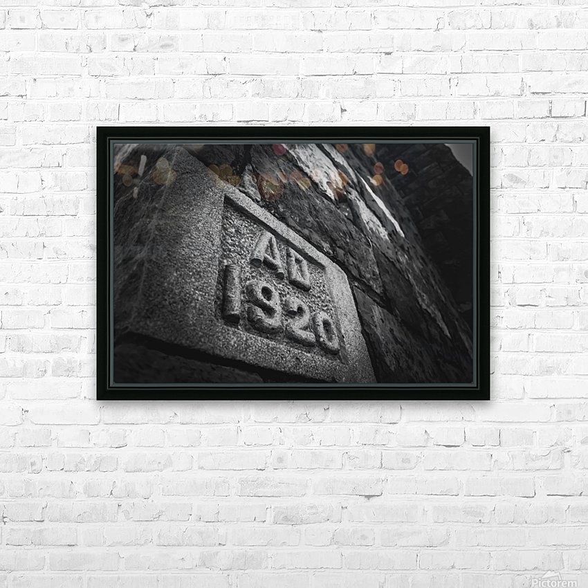 St Joseph Apache Mission HD Sublimation Metal print with Decorating Float Frame (BOX)