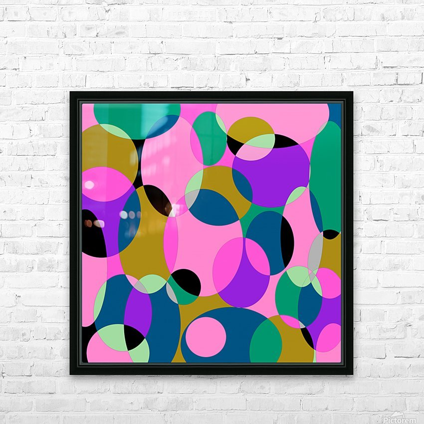 Abstract Art (20)_1559312405.6995 HD Sublimation Metal print with Decorating Float Frame (BOX)