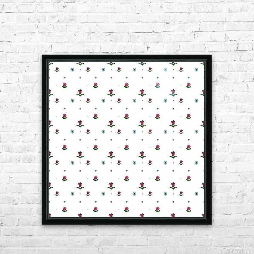 flowers, patterns, pattern, cute, nice, beautiful, bright, colorful, lovely, sexy, vibrant, summer, color, colors, hot, garden, pretty, attractive, amazing, petals, springtime, flora, ngan hong HD Sublimation Metal print with Decorating Float Frame (BOX)