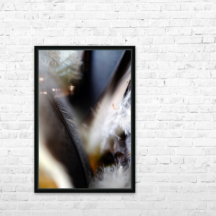 Abstract Macro Nature Photography 99 HD Sublimation Metal print with Decorating Float Frame (BOX)