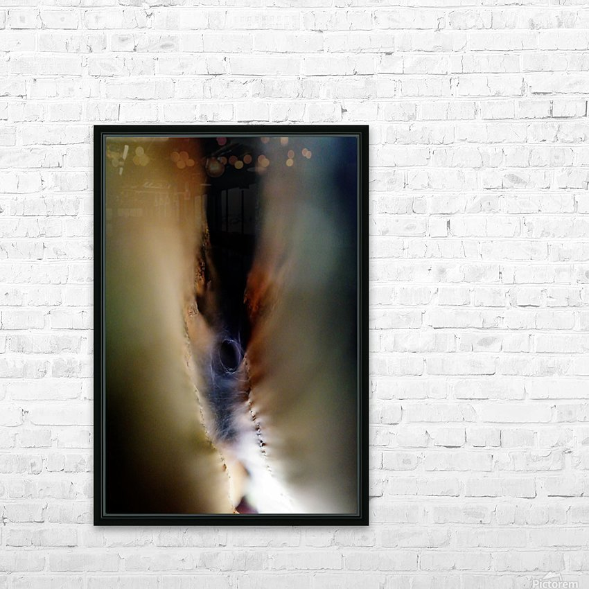 Abstract Macro Nature Photography 85 HD Sublimation Metal print with Decorating Float Frame (BOX)