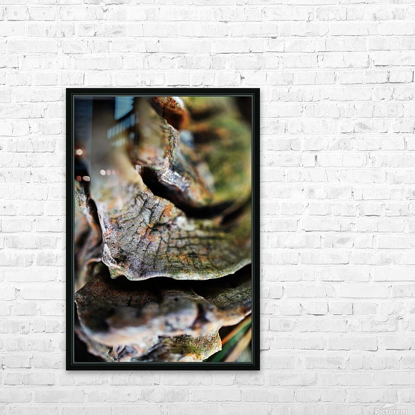 Abstract Macro Nature Photography 78 HD Sublimation Metal print with Decorating Float Frame (BOX)