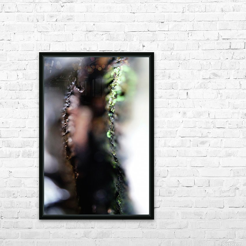 Abstract Macro Nature Photography 54 HD Sublimation Metal print with Decorating Float Frame (BOX)