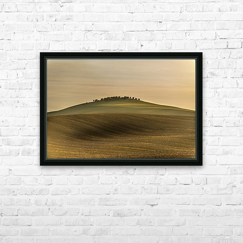Toscane HD Sublimation Metal print with Decorating Float Frame (BOX)