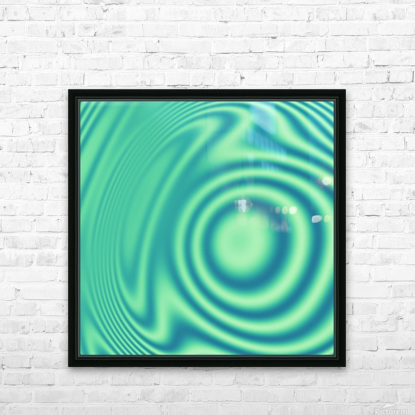 Cool Design (79) HD Sublimation Metal print with Decorating Float Frame (BOX)