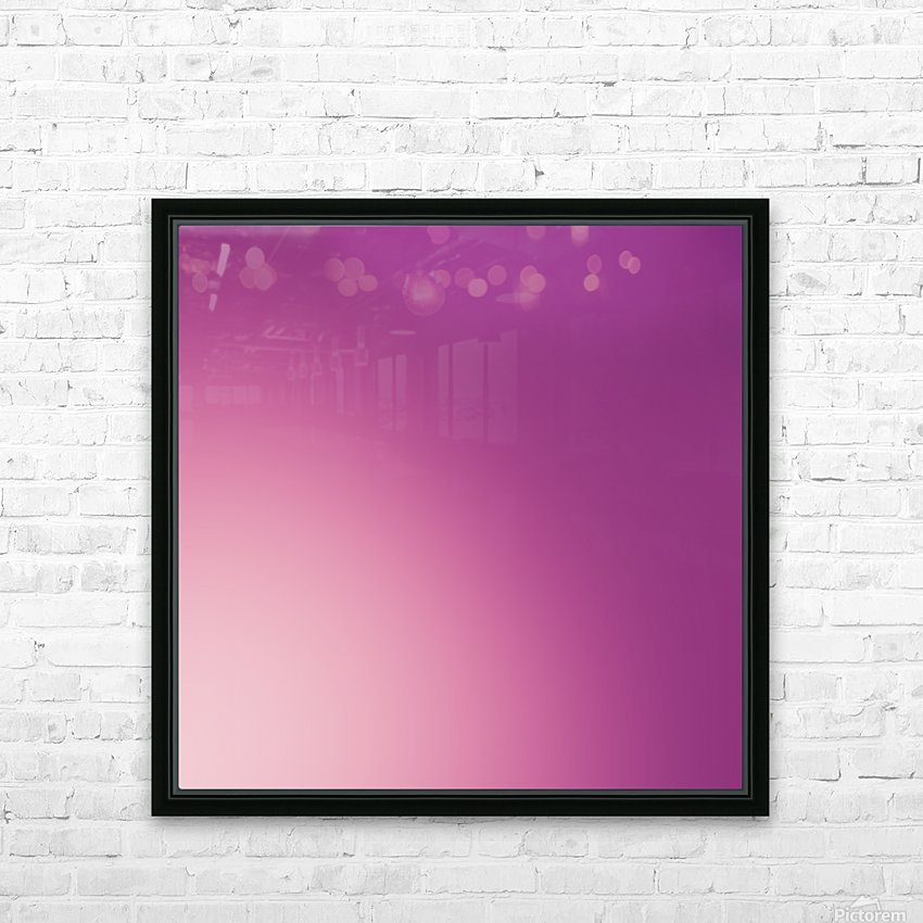 Cool Design (33) HD Sublimation Metal print with Decorating Float Frame (BOX)