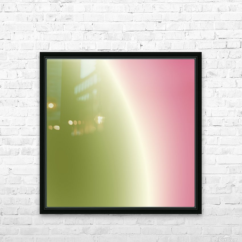 Cool Design (62) HD Sublimation Metal print with Decorating Float Frame (BOX)