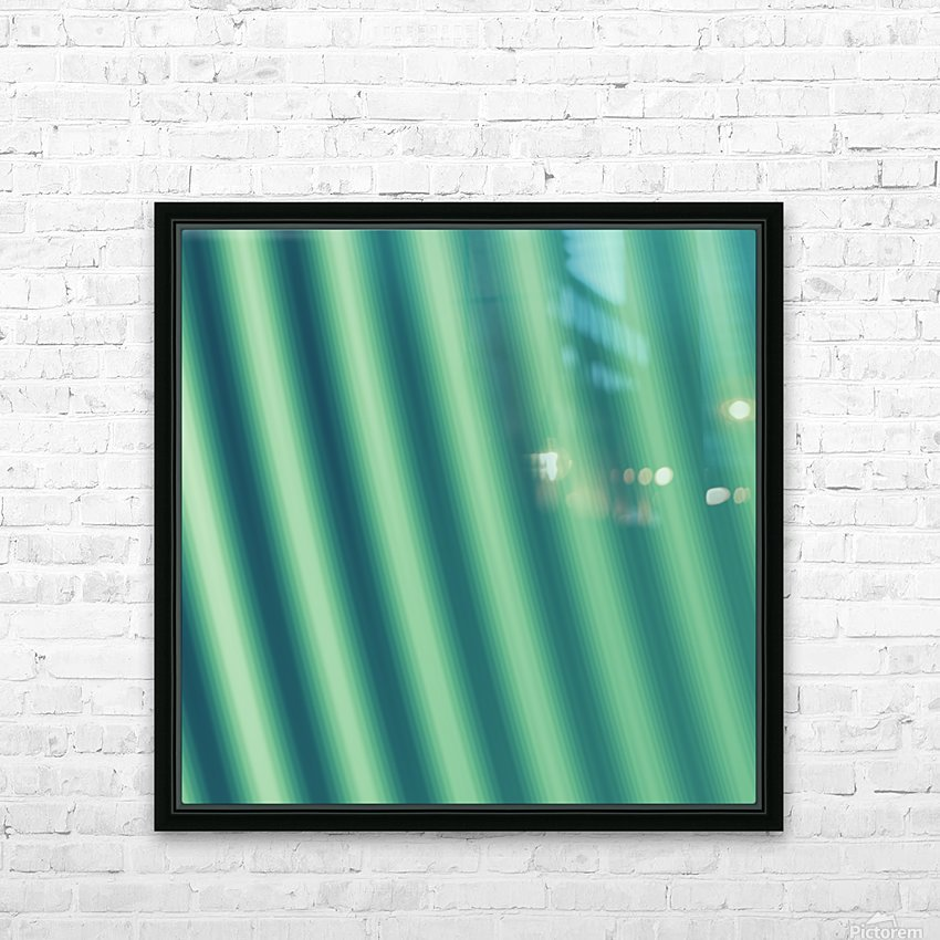 Cool Design (30) HD Sublimation Metal print with Decorating Float Frame (BOX)