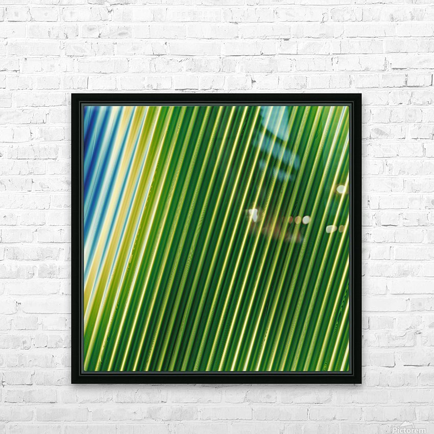 Cool Design (42) HD Sublimation Metal print with Decorating Float Frame (BOX)