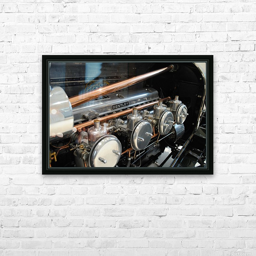DSC_0821 HD Sublimation Metal print with Decorating Float Frame (BOX)