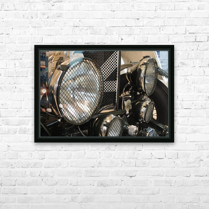 DSC_0830 HD Sublimation Metal print with Decorating Float Frame (BOX)