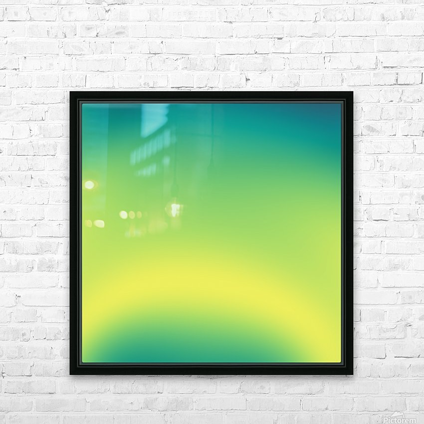 COOL DESIGN  (36) HD Sublimation Metal print with Decorating Float Frame (BOX)