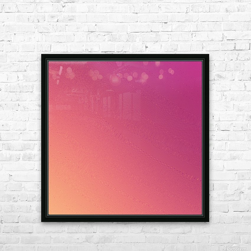 COOL DESIGN  (44) HD Sublimation Metal print with Decorating Float Frame (BOX)