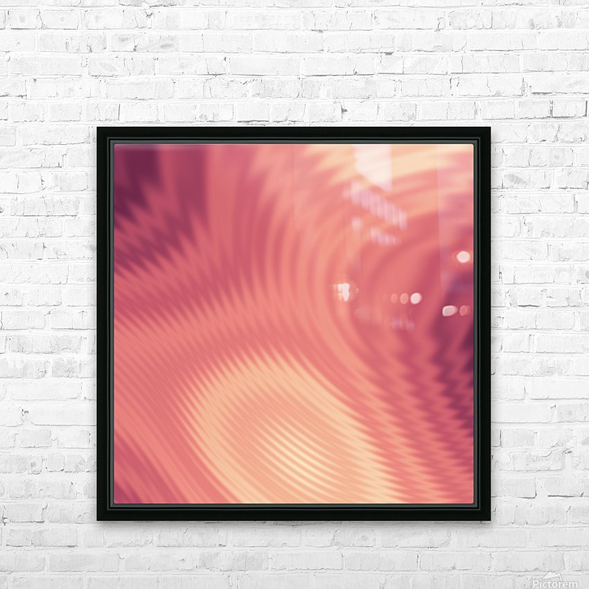 COOL DESIGN  (88) HD Sublimation Metal print with Decorating Float Frame (BOX)