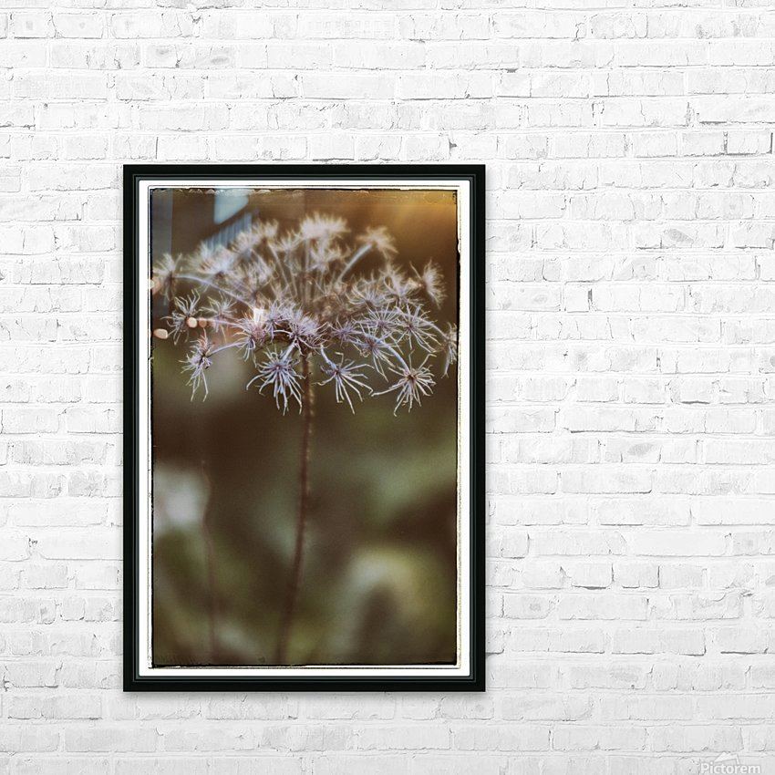 Colors of Fall HD Sublimation Metal print with Decorating Float Frame (BOX)
