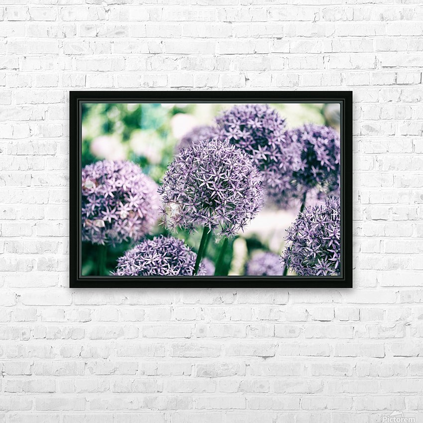 Grouped Together HD Sublimation Metal print with Decorating Float Frame (BOX)