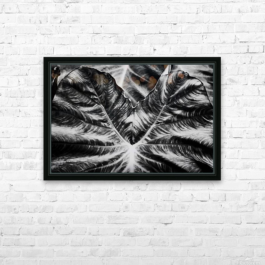 Boldness of Nature HD Sublimation Metal print with Decorating Float Frame (BOX)