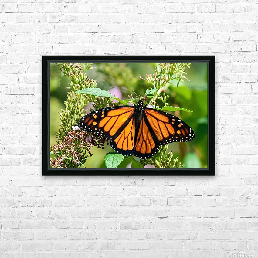 Slim Pickings HD Sublimation Metal print with Decorating Float Frame (BOX)