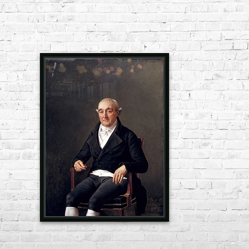 Mr.Cooper HD Sublimation Metal print with Decorating Float Frame (BOX)